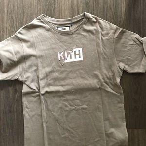 Kith logo tee